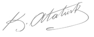 About signature